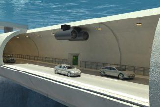 Norvegienii lucrează la un tunel subacvatic pentru a face mai accesibil terenul dificil al țării
