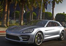 Noul Porsche Panamera Sport Turismo își va face apariția la show-ul auto de la Paris