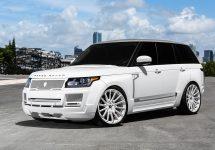 Un Range Rover aparte din partea MC Customs; Iată ce aduce în plus