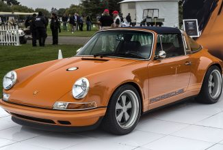 Singer Design aduce o schimbare de look impresionantă pentru două Porsche 911; Exterior simplist si interior impresionant