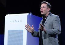 Tesla se implică în domeniul sistemelor de stocare a energiei; Compania lansează o baterie ce stochează energie pentru 2.500 de case