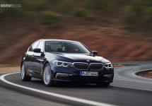 O privire îndeaproape asupra sedanului de lux, BMW G30 Seria 5