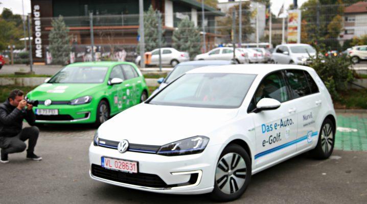 Kaufland și Renovatio lansează o rețea de stații de încărcare rapidă pentru vehiculele electrice; Caravana eDrive pornește la drum