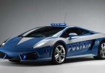 Politia italiana a primit noul Lamborghini Gallardo LP560-4