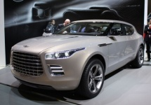 Aston Martin invie brandul Lagonda la Geneva Motor Show 2009