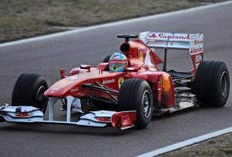 Ferrari F150, noul monopost pentru sezonul 2011 în Formula 1