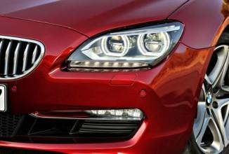 BMW Seria 6 coupe, varianta 2012, surprins în imagini