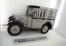 Istoria automobilului: BMW Dixi, prima mașină construită de BMW