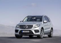 Mercedes-Benz GLE ediţia 2016 primeşte un preţ de pornire de 52.025 dolari