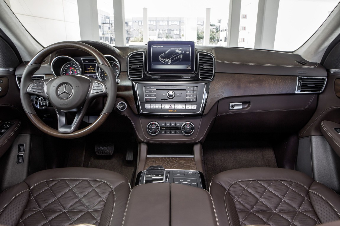 Imagini Mercedes-Benz GLE350