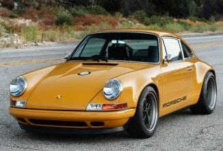 Singer va prezenta câteva modele Porsche restaurate şi personalizate în mod vintage săptămâna viitoare