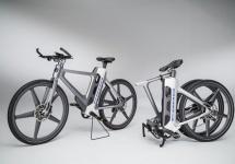 Noua bicicletă smart de la Ford vibrează pentru a avertiza ciclistul legat de gropile din asfalt