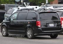 Automobilul inteligent Apple ce se va conduce singur apare în fotografii spion