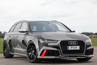 Schmidt Revolution prepară un Audi RS6 cu motor twin-turbo V8 de 4 litri ce dezvoltă 695 CP