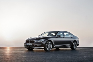 BMW Seria 7 (2016) este lansat oficial; limuzina germană este acum acaparată de tehnologie