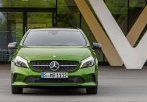 Mercedes A-Class 2016 Facelift debutează oficial; vine cu motor de 1.6 litri și tehnologia Launch Assist