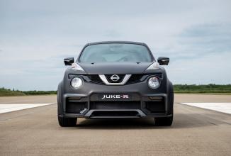 Nissan dezvăluie modelul concept Juke-R 2.0, vehicul cu 592 Cai Putere și motor V6 de 3.8 litri