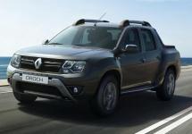 Renault dezvăluie Oroch, pickup-ul bazat pe SUV-ul autohton Dacia Duster