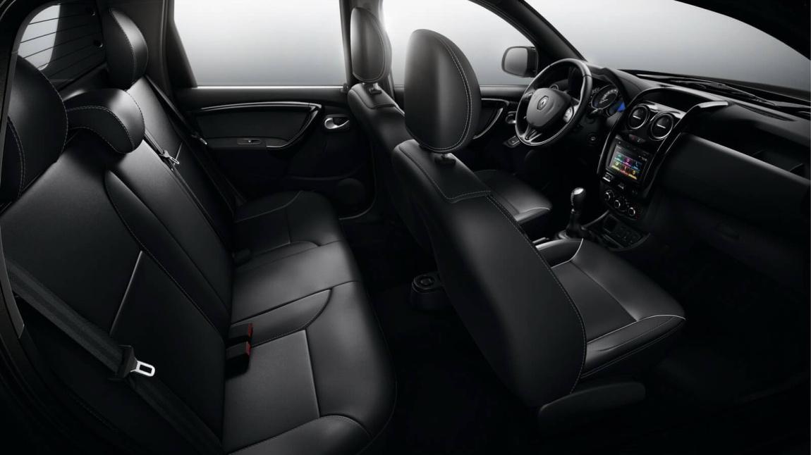 Imagini oficiale Renault Oroch