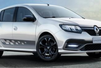Renault Sandero RS 2.0 este acum oficial; vine cu motor de 2 litri ce dezvoltă 145 CP