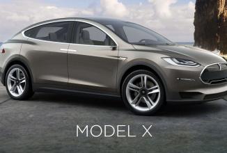 SUV-ul Tesla Model X va ajunge pe piață în această toamnă