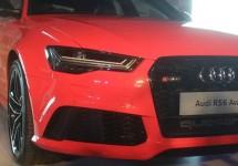 Audi lansează noul model RS6 Avant la preț de 250.000 de Dolari SUA