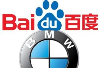 Baidu şi BMW pregătesc o maşină care se conduce singură, o vor lansa în acest an