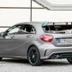 Imagini Noul Mercedes-Benz A45 AMG
