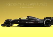 Un designer olandez îşi imaginează o maşină de Formula 1 McLaren Honda ultrasigură şi ultraperformantă (Concept)