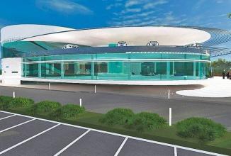Un muzeu Dacia cu design modern se află în dezvoltare în zona Mioveni; Iată imagini ale proiectului!