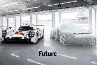 Porsche postează un teaser pentru un viitor super bolid ce s-ar putea numi 988