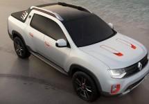 Noul pickup Dacia Duster va debuta în 2016, urmând a fi prezentat la Buenos Aires Motor Show 2015