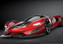 O supermașină cu motor de 2590CP în 20 de ani, concept sau realitate? (Video)
