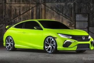 Honda Civic de generaţie a zecea va fi prezentat la toamnă, vine cu motor turbo