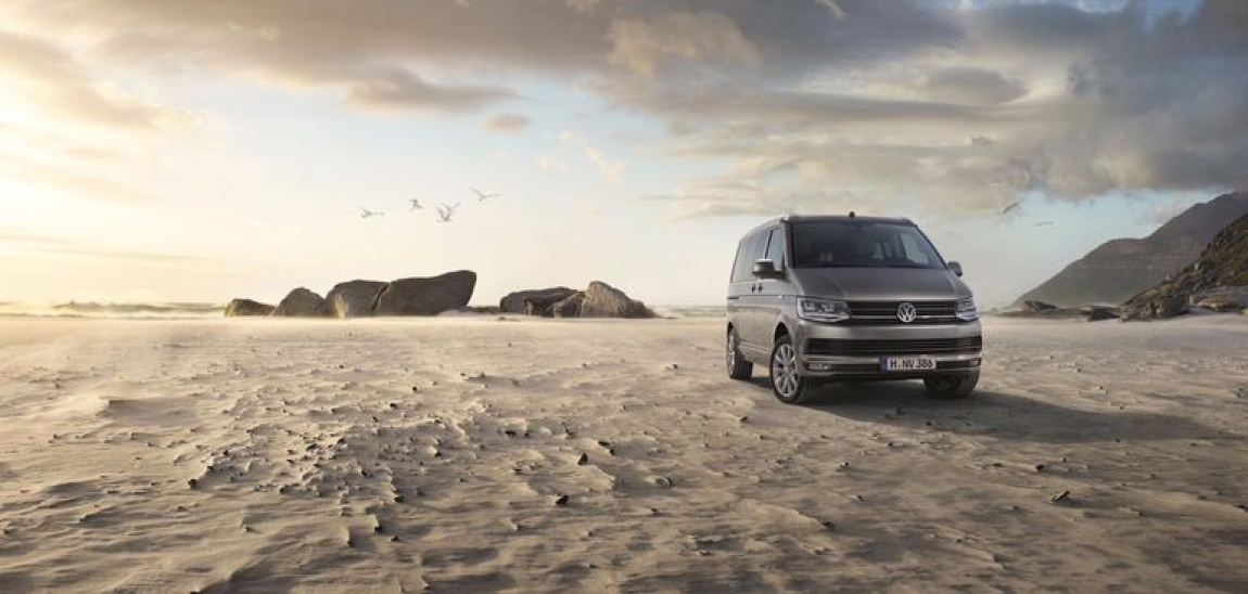 Imagini oficiale Volkswagen California Camper
