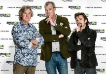 Clarkson, Hammond și May semnează un contract cu Amazon; o emisiune auto ni se pregătește pentru 2016!