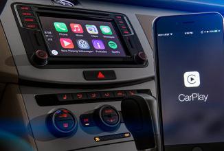 Primele modele Volkswagen cu suport CarPlay ajung în reprezentanţe peste câteva zile
