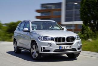 Noul model plugin BMW X5 xDrive40e primeşte primele preţuri şi o scutire importantă de taxe