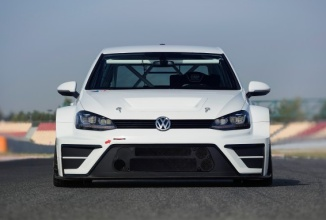 Volkswagen dezvăluie un concept sportiv Golf ce vine cu 330 cai putere sub capotă