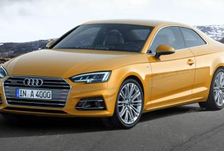 Audi A5 Coupe Ediţia 2017 îşi face apariţia într-o nouă imagine
