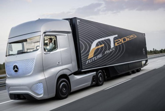 După automobilele autonome urmează camioanele ce se conduc singure; Daimler are în plan testarea unui astfel de vehicul