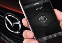 Mazda lansează o aplicaţie pentru smartphone care costă 500 de dolari şi controlează (parţial) automobilul de la distanţă