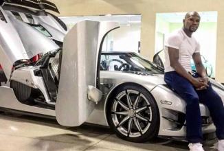 Floyd Mayweather adaugă un hypercar la colecţia sa de supermașini: Koenigsegg CCXR Trevita