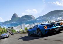 Noul Ford GT 2017 este dezvoltat simultan pentru consumatori și pentru titlul Forza Motorsport 6