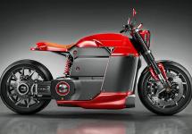 Cum ar arăta o motocicletă produsă de Tesla? Iată o privire asupra viitorului printr-o randare inedită