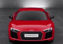 Iată cum e testat un Audi R8 V10 Plus cu faruri laser (Video)