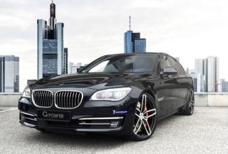 G-Power prepară un BMW Seria 7 cu motor V12 ce dezvoltă 610 cai putere