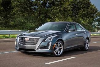 General Motors va prezenta un Cadillac CTS Sedan care se conduce singur, un model 2017 dotat cu tehnologie V-2-V