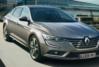 Noul Renault Talisman este lansat oficial; iată cum arată sedanul compact al francezilor