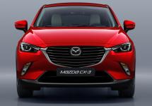 Prețurile pentru crossover-ul Mazda CX-3 pornesc de la 15.290 euro în România